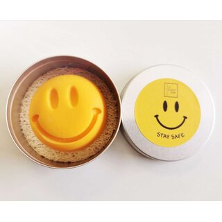 Stay Safe BIO Smiley Soap