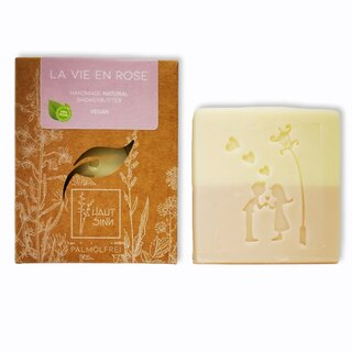 La Vie en Rose Vegan Soap